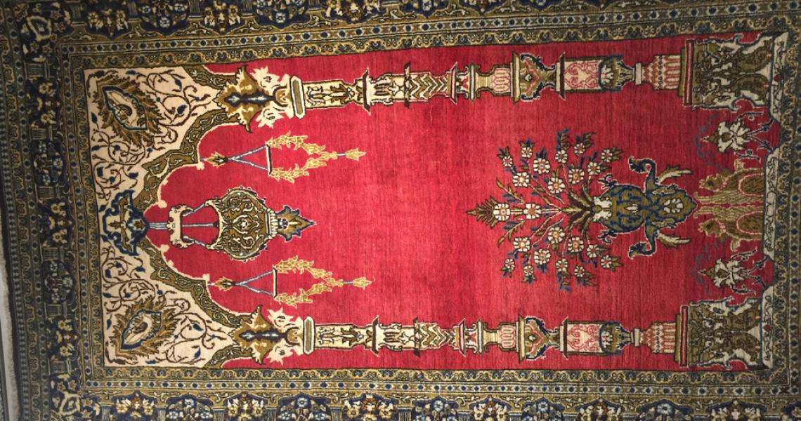 Persian Town Carpet 5099