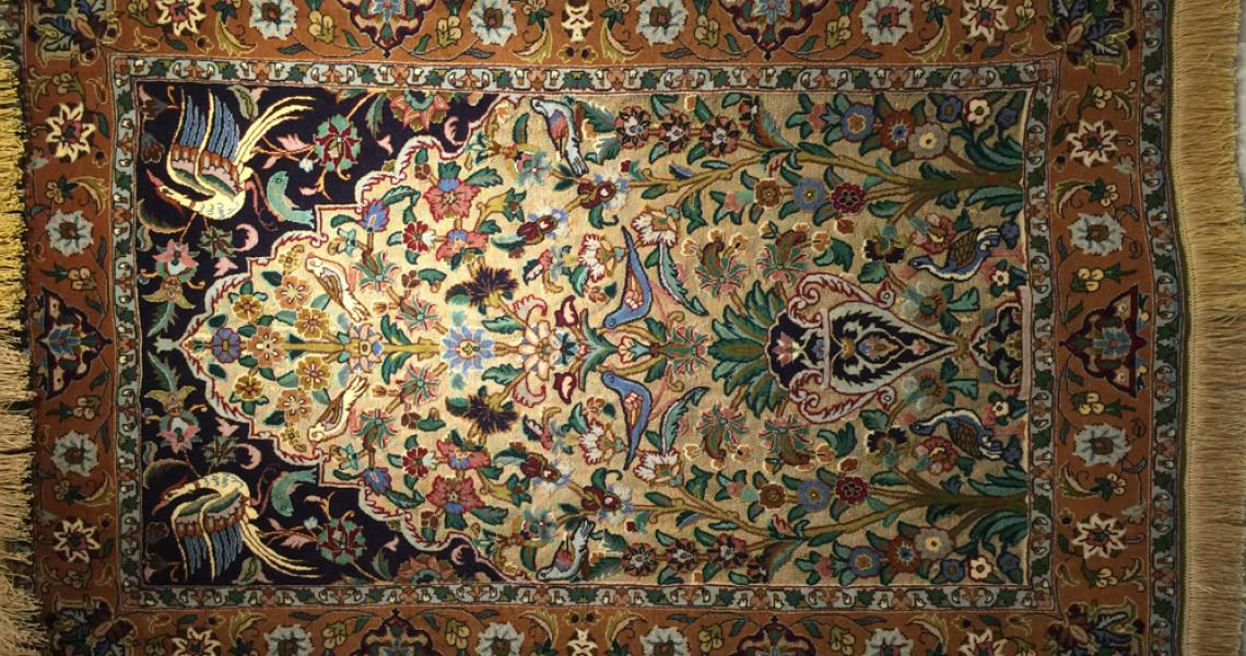 Persian Town Carpet 5100a