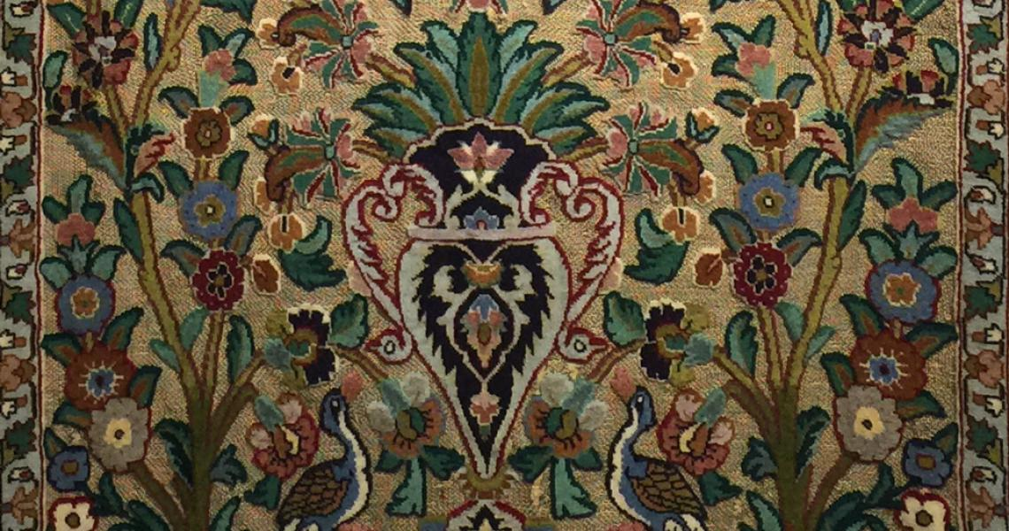 Persian Town Carpet 5100c