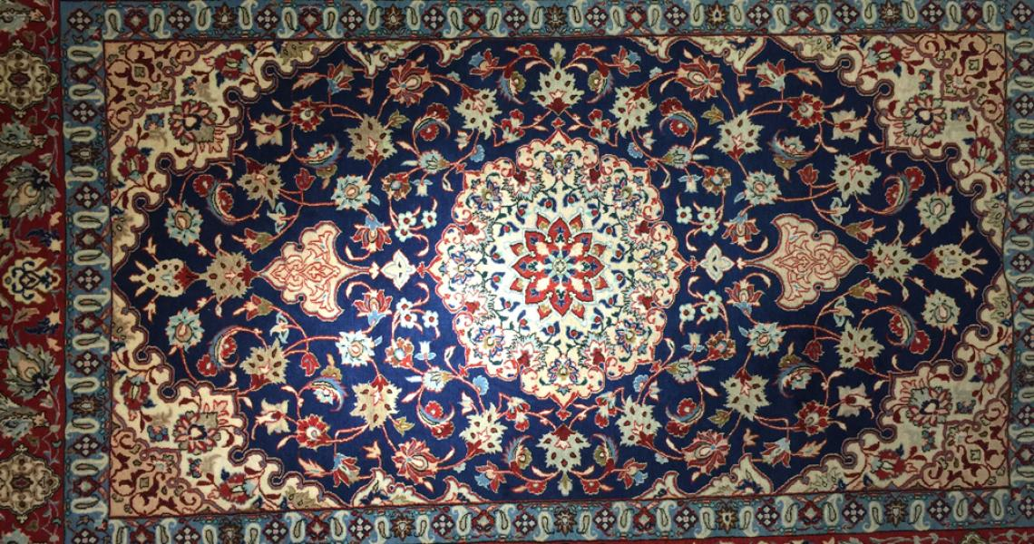 Persian Town Carpet 5102