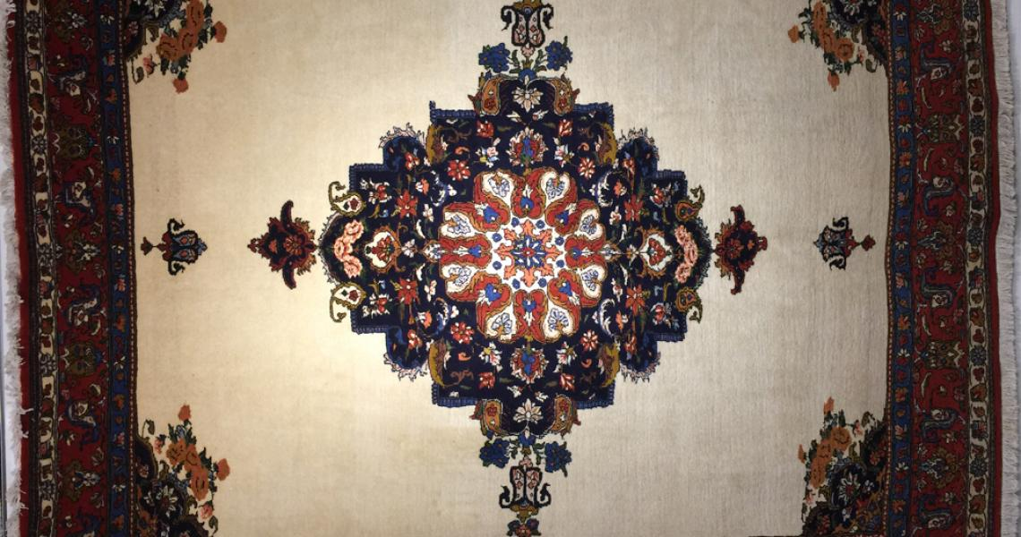 Persian Town Carpet 5105