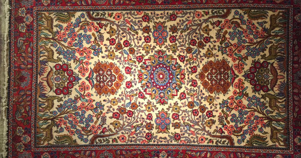 Persian Town Carpet 5108