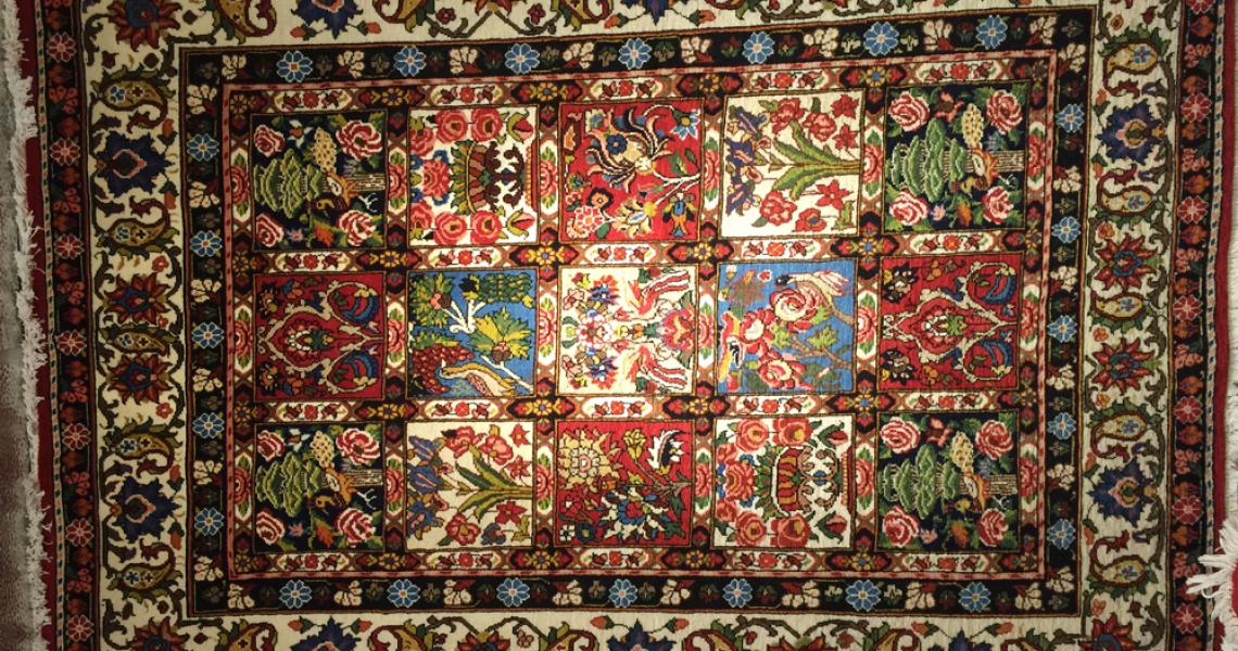 Persian Town Carpet 5109