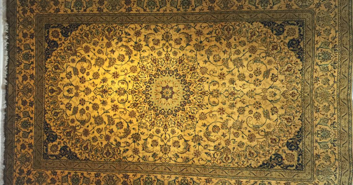 Persian Town Carpet 5113a