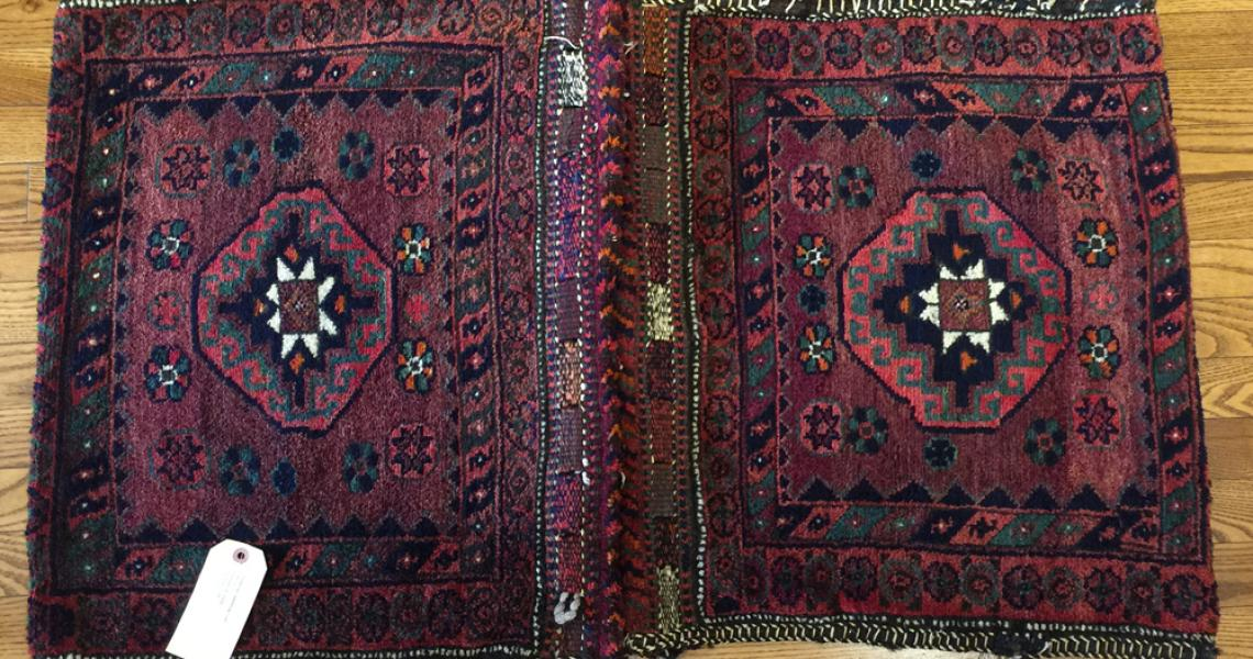 Persian Tribal Carpet 5126