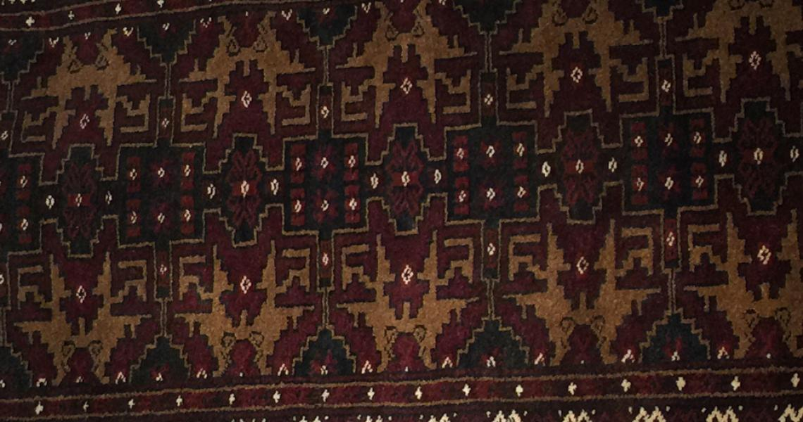 Persian Tribal Carpet 5135