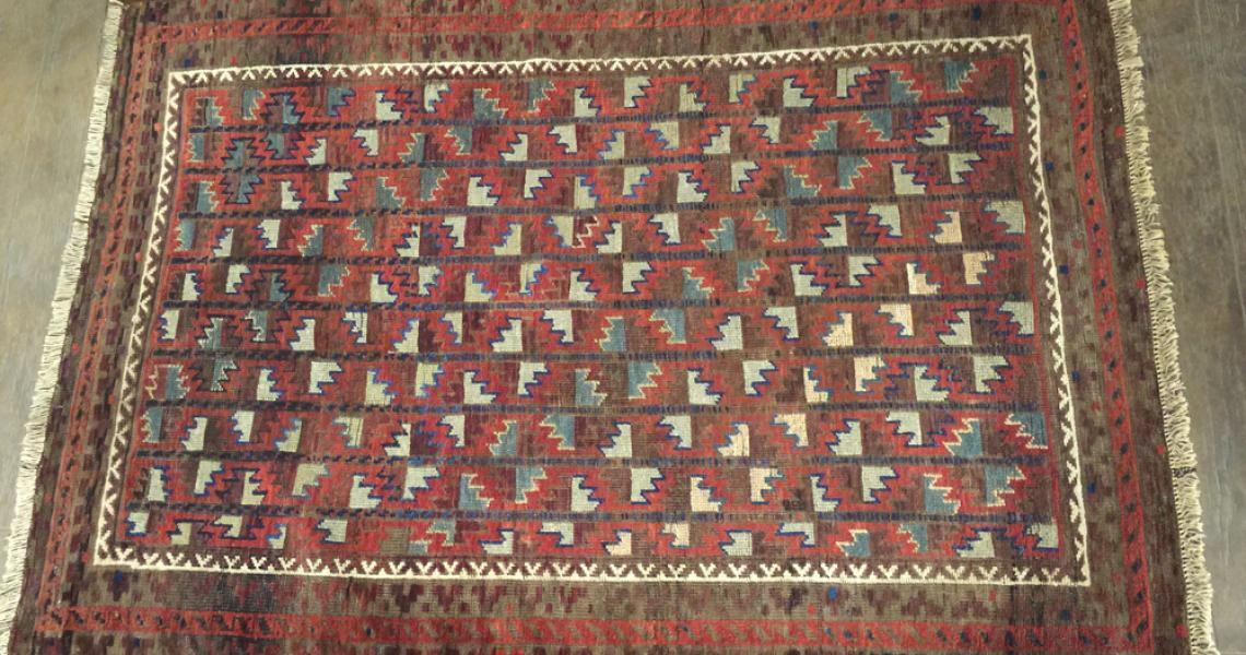 Persian Tribal Carpet 5147