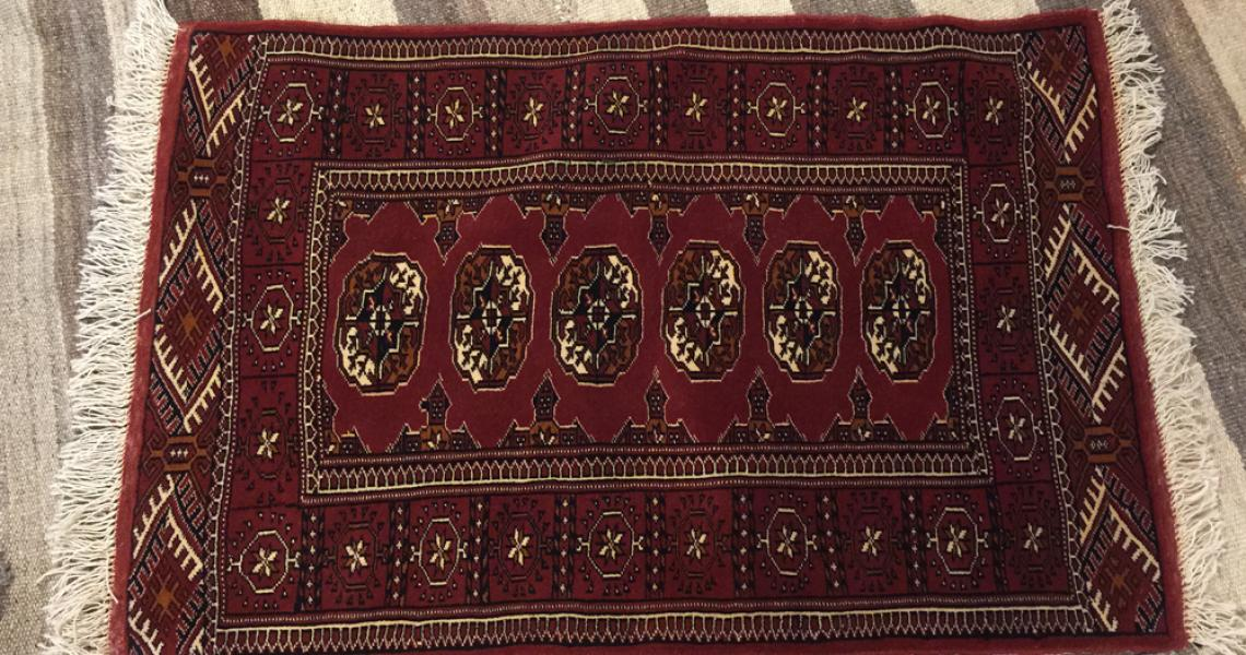 Persian Tribal Carpet 5150