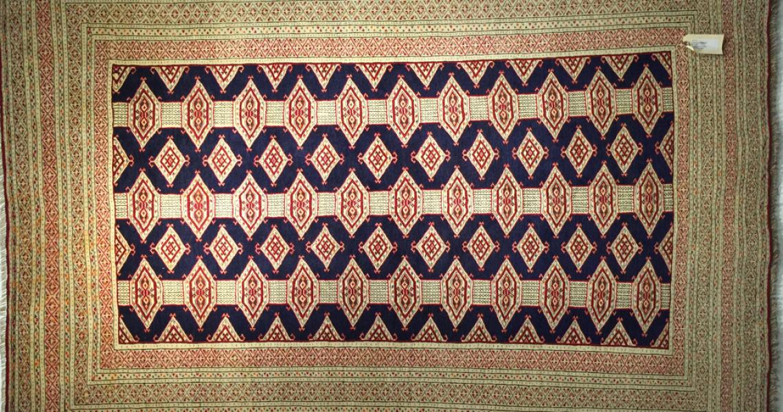 Persian Village Carpet 5189