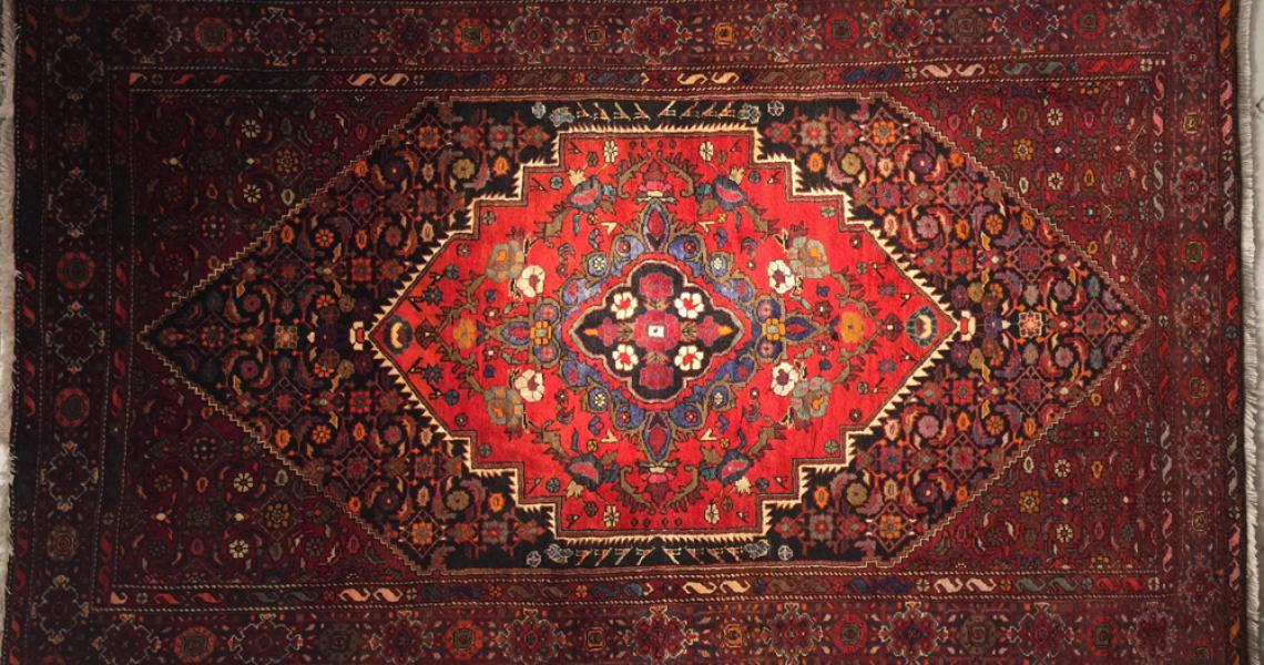 Persian Village Carpet 5191
