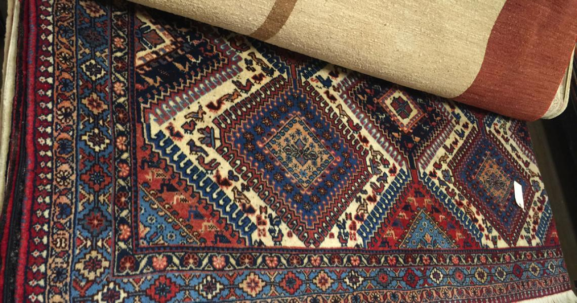 Persian Village Carpet 5194